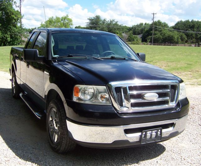 2007 ford f150 xlt super cab automatic 5 4 liter triton v 8 no reserve. Black Bedroom Furniture Sets. Home Design Ideas
