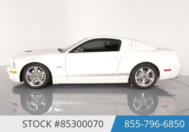 2007 ford mustang gt deluxe shelby 23k miles shaker 500 manual aux clean carfax. Black Bedroom Furniture Sets. Home Design Ideas