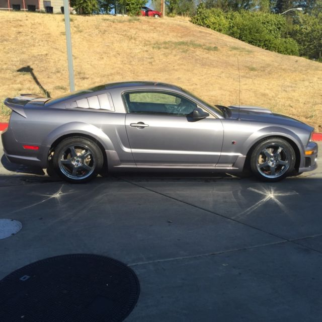 2007 Ford Mustang Gt Roush Stage 2