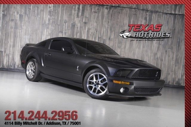 2007 Ford Mustang Shelby Gt500 600 Hp Svt Cobra Many Upgrades Navigation