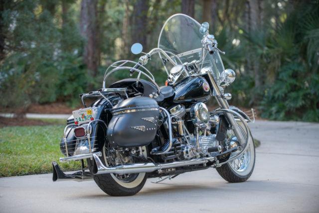 Elvis Presley Harley Davidson Bike Signature Series