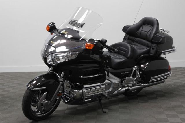 2007 HONDA GL1800 GOLDWING 1800 LOW MILES LOADED NAV ...