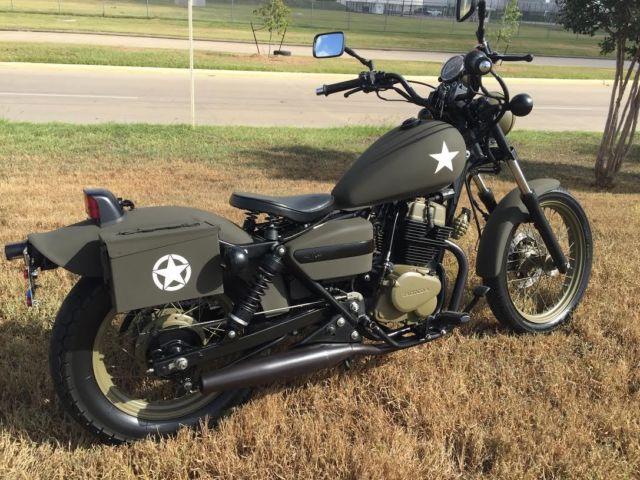 Honda Motorcycle Cruiser For Sale Los Angeles