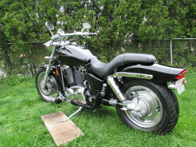 2007 Honda Shadow 1100 Custom Parts