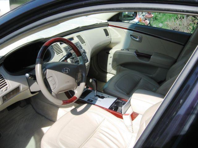 2007 Hyundai Azera Limited  38 engine  Loaded