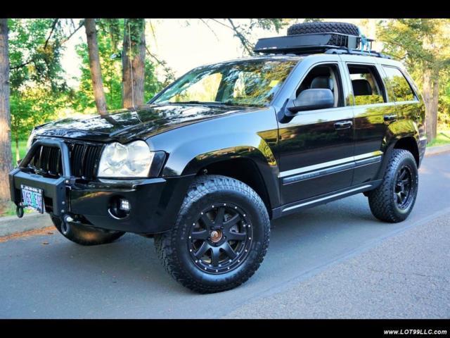 2007 Jeep Grand Cherokee Rocky Mountain Automatic 4 Door Suv