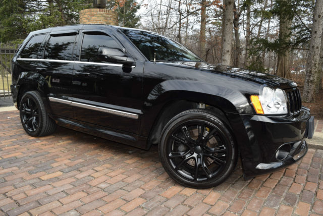 2007 Jeep Grand Cherokee SRT8 Sport Utility 4-Door 6.1L ...