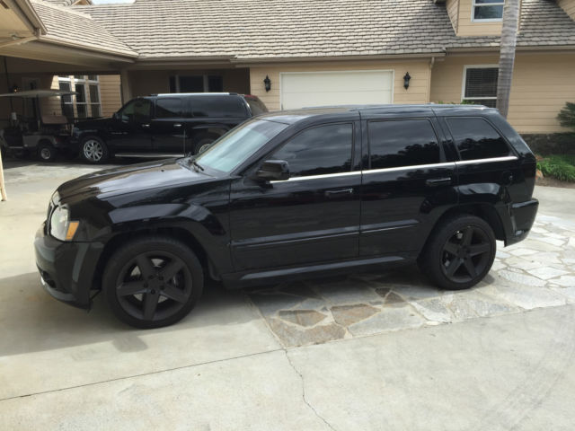 2007 Jeep Srt8 Supercharged 630hp Grand Cherokee