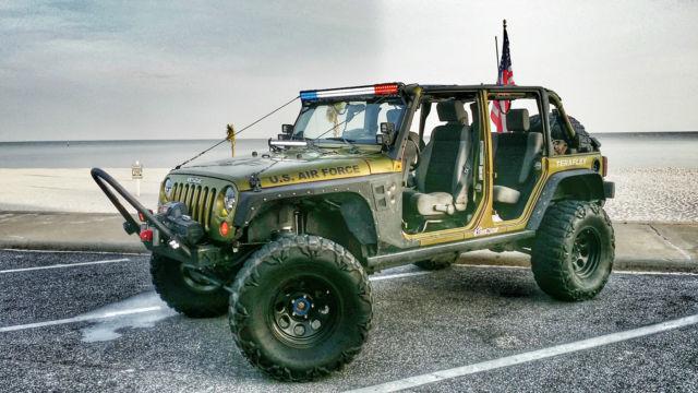 2007 jeep wrangler jk trade for h1 or military humvee. Black Bedroom Furniture Sets. Home Design Ideas