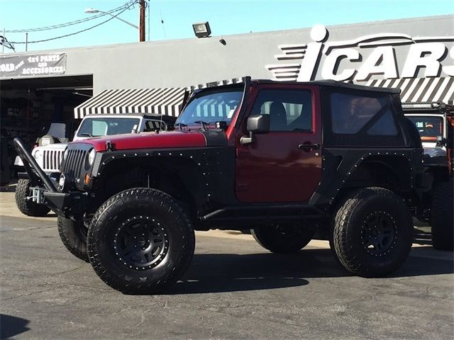 2007 Jeep Wrangler X Automatic 2-Door SUV Lifted XRC and ...