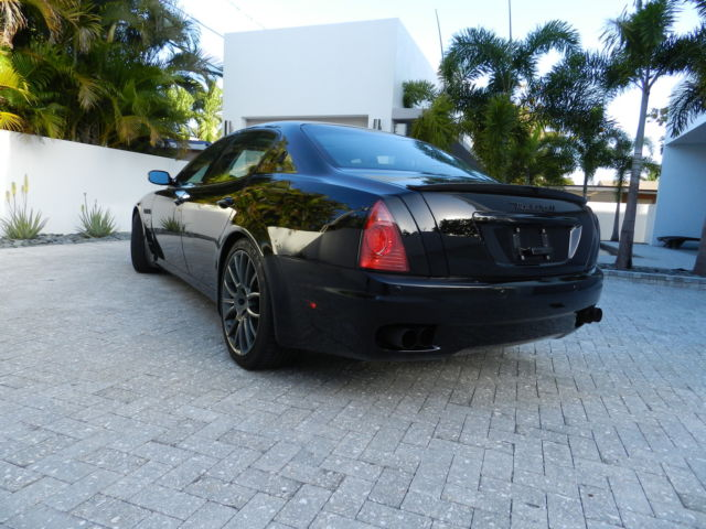 2007 Maserati Quattroporte Sport GT - ADV1 - Novitec - K40 ...