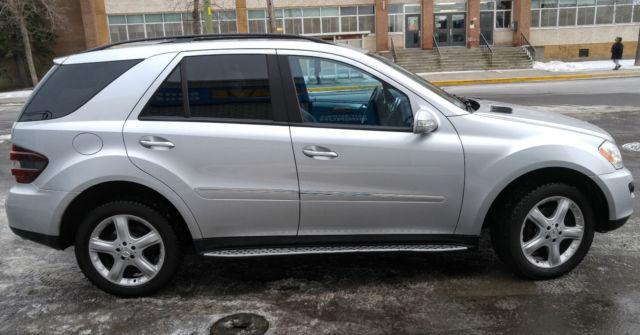 2007 mercedes benz ml320 cdi sport utility 4 door 3 0l for Mercedes benz ml320 cdi