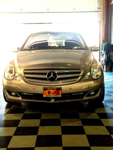 2007 mercedes benz r350 4matic for Mercedes benz r350 4matic