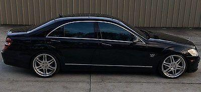 2007 Mercedes Benz S600 Brabus 5 5l V12