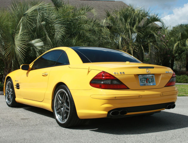 Image Gallery 2007 Mercedes Benz Sl65
