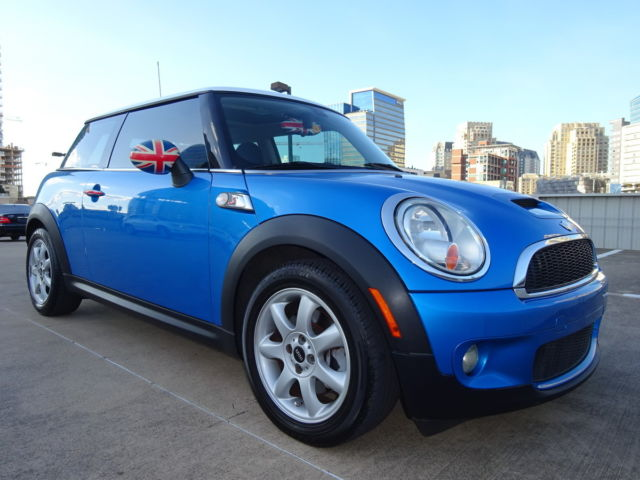 2007 Mini Cooper S 6 Speed 16l 4 Cyl Turbo Manual Panoramic Roof