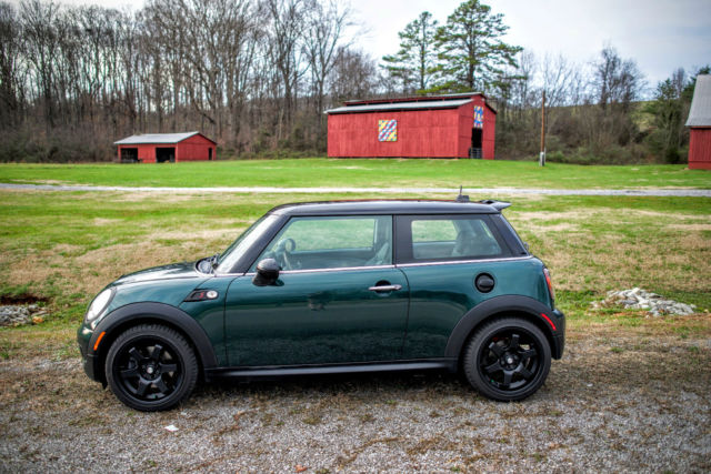 Mini Cooper S 2007 Technical Specifications