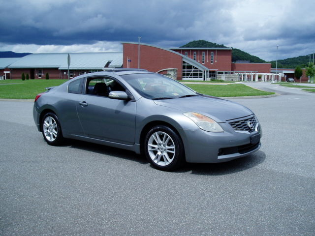 2007 nissan altima fully loaded