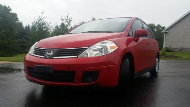 Nissan Versa 2007 Technical Specifications