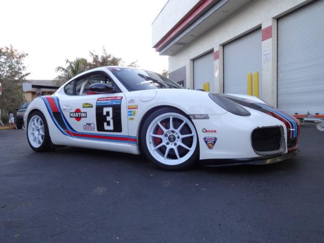 2007 porsche cayman s track car dfi conversion race. Black Bedroom Furniture Sets. Home Design Ideas