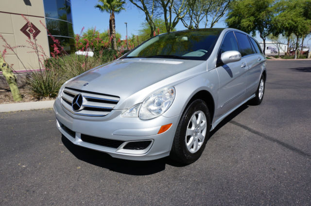 2007 silver r class 350 4matic awd car like 2005 2006 2008 for 2006 mercedes benz r350 4matic