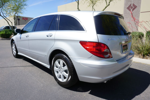 2007 silver r class 350 4matic awd car like 2005 2006 2008 for 2009 mercedes benz r350 4matic