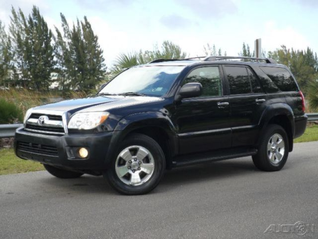 2007 toyota 4runner sr5 v6 automatic cold a c black over gray runs great. Black Bedroom Furniture Sets. Home Design Ideas