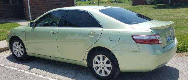 2007 Toyota Camry Hybrid 50th Anniversary Edition Navigation Sedan 4 Door 2 4l