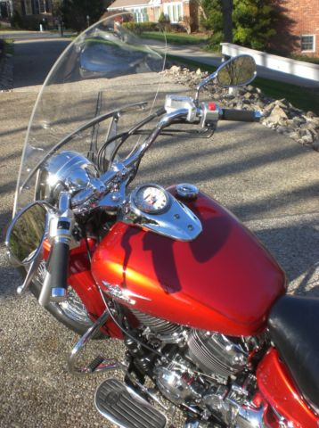 2007 Yamaha V-Star 650 Classic w/only 3,779 miles Very Nice