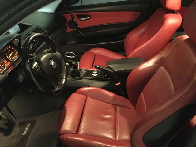 Bmw 1 Series 2008 Technical Specifications