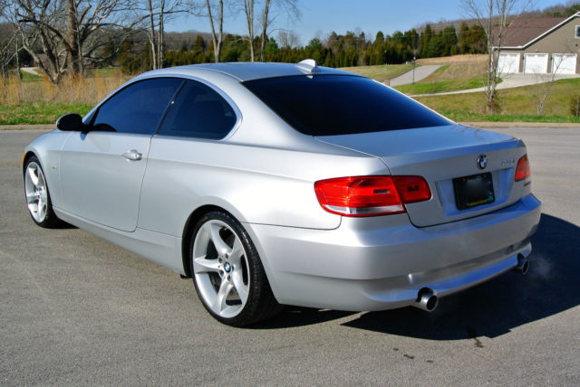 2008 bmw 335i coupe sport package 19 wheels automatic twin turbo. Black Bedroom Furniture Sets. Home Design Ideas
