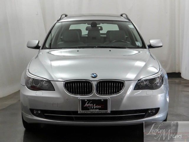 2008 Bmw 5 Series 535xit Wagon