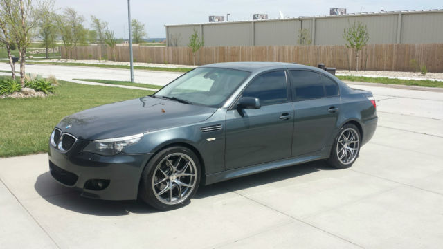 2008 Bmw 535xi With M5 Body N54 Twin Turbo 300hp 30mpg All Wheel Drive