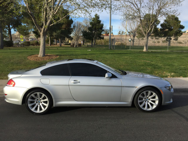 2008 BMW 6 series 650i Coupe LOADED Sports Package 19\