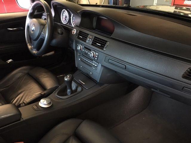 2008 Bmw E90 M3 Jerez Black Black Novillo Interior