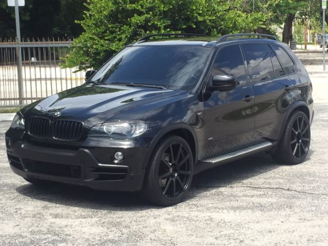 2008 Bmw X5 4 8 Sport Premium Tech Package Pano Roof All