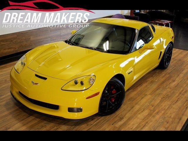 2008 Chevrolet Corvette Z06 - Custom Cam - Kooks Headers