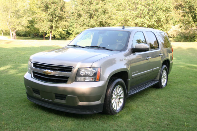 2008 chevrolet tahoe hybrid 20 24 mpg. Black Bedroom Furniture Sets. Home Design Ideas