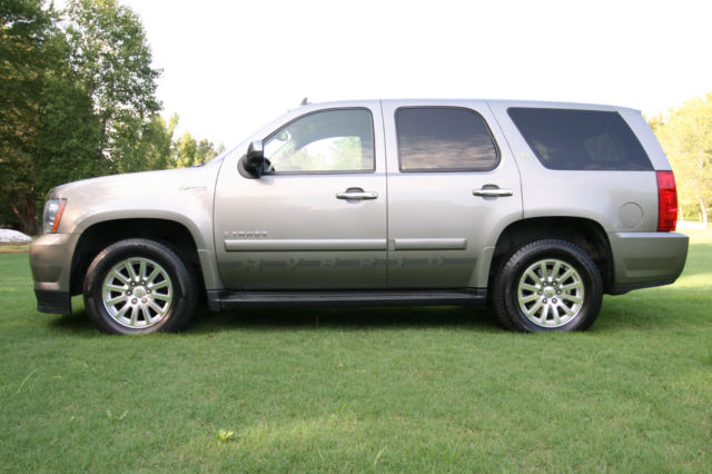 2008 chevrolet tahoe hybrid 20 24 mpg 2008 chevrolet tahoe. Cars Review. Best American Auto & Cars Review