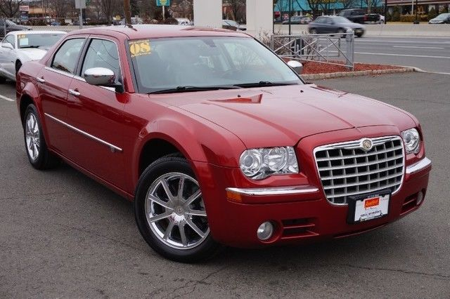 2008 chrysler 300c awd navigation hemi leather sunroof. Black Bedroom Furniture Sets. Home Design Ideas