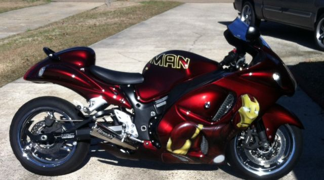 Ebay Motors Motorcycles >> 2008 Customized Suzuki Hayabusa