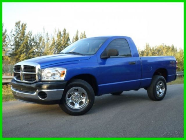 2008 dodge ram 1500 3 7l v6 automatic short bed low miles. Black Bedroom Furniture Sets. Home Design Ideas