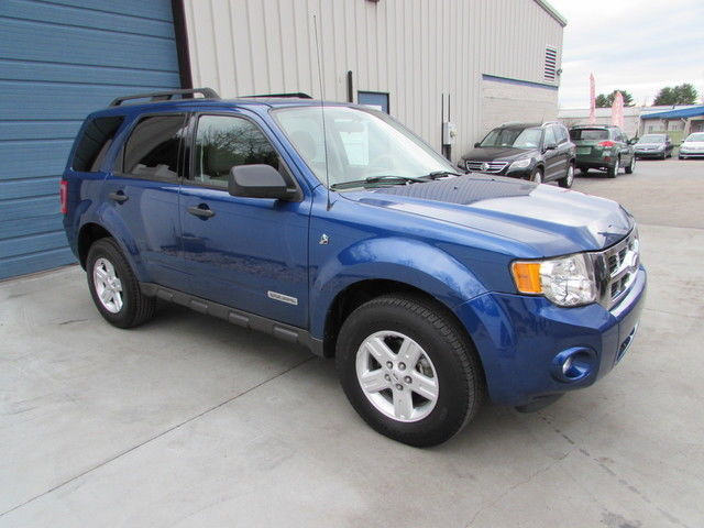 2008 Ford Escape Hybrid Gas Electric 4wd Suv 08 4x4 Awd 2 3l Knoxville Tn