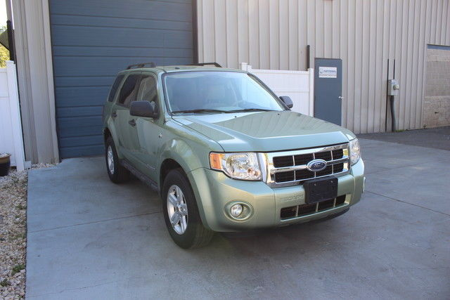 2008 Ford Escape Hybrid Sunroof Satellite Fog Alloy Suv 34 Mpg 08 Knoxville Tn