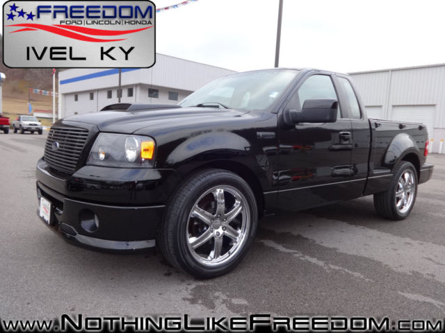 2008 ford f 150 roush nitemare edition. Black Bedroom Furniture Sets. Home Design Ideas