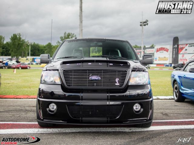 Ford F150 Bed Size >> 2008 Ford F-150 SHELBY Super Snake New