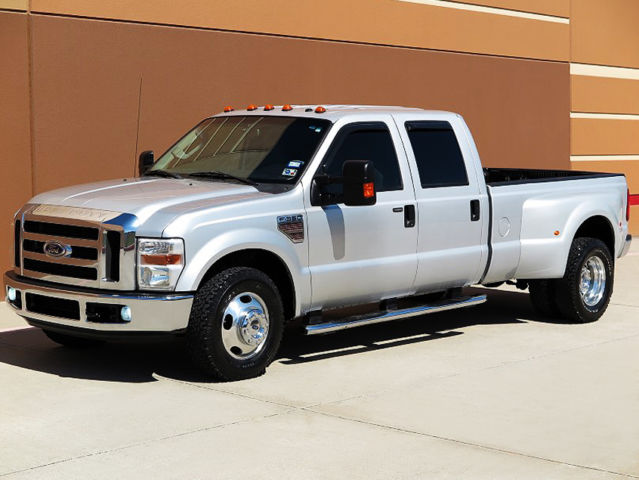 2008 ford f 350 sd lariat crew cab dually long bed 6 4l diesel 2wd navi tv dvd. Black Bedroom Furniture Sets. Home Design Ideas