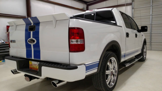 Roush Stage 3 >> 2008 FORD F150 ROUSH STAGE 3 SUPERCHARGED FX4 LARIAT ONE ...