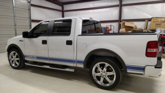 2008 Ford F 150 Fx4 In Houston Tx: 2008 FORD F150 ROUSH STAGE 3 SUPERCHARGED FX4 LARIAT ONE