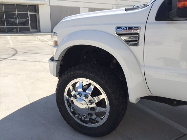 2008 Ford F 450 Super Duty Lariat Lifted Turbo Diesel 4x4 Autos Post